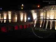 La Rocca in notturna - Leopoldi-0716