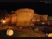La Rocca in notturna - Leopoldi-0719