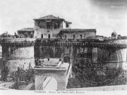 La Rocca Roveresca in bianco e nero - Leopoldi-1079