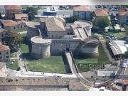 La Rocca Roveresca dall\'alto - Leopoldi-1213