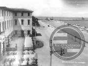 Il lungomare di Senigallia a inizio Novecento - Leopoldi-1061