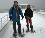 Senigallia sotto la neve: le foto dei lettori