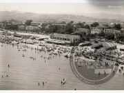 La spiaggia e l\'hotel Regina - Leopoldi-0999