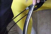 La punzonatura delle biciclette grazie alla Ciclofficina
