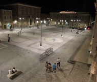 22/09/2017 - Piazza Garibaldi di sera