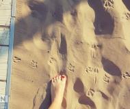 03/09/2018 - Impronte... Inizia la vacanza