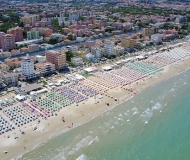 12/09/2018 - Senigallia dall'alto: la Spiaggia di Velluto