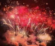 19/09/2019 - La Rotonda in rosso