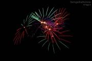 Fuochi d'artificio a Senigallia