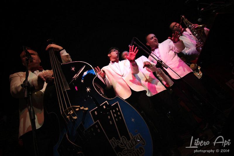 Concerti live al Summer Jamboree 2014