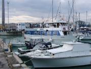 La motonave Azzurra offre giri del nuovo porto