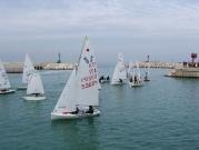 Imbarcazioni del porto di Senigallia
