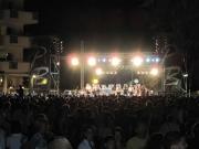 Attorno alle ore 1 Paolo Belli ha terminato il concerto