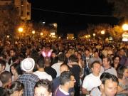 Un mare di persone per la Notte della Rotonda 2010
