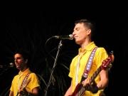 Fabio e Gianluca Leone, chitarrista e voce dei Sunny Boys