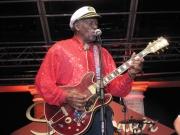 Ci siamo! Chuck Berry sul palco del Summer Jamboree di Senigallia