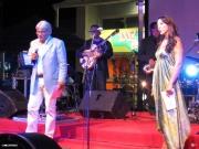 Miro Riga e Melissa Di Matteo sul palco