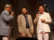 Vladimiro Riga, Giancarlo Trapanese e Gabrio Marinelli