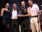 Premiazione di Andrea Mingardi