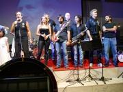 Andrea Mingardi e la sua band