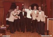Peppino, Rimini, il mètre, Massimo Mariselli e altri camerieri del Covo Nord Est Senigallia \'73