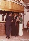 Massimo Mariselli, Carraro, Iva Zanicchi e moglie di Carraro al Covo Nord Est Dancing nel '73 circa