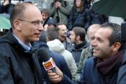 Intervista ad Enrico Letta