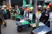 Manifestazione a L'Aquila