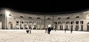 Foro Annonario sotto la neve - Foto di Elena Mengaroni