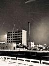 Neve al porto di Senigallia - Foto di Elena Mengaroni
