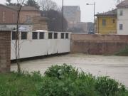 Ponte Portone danneggiato dalla piena del Misa