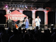 Summer Jamboree 2011 - Si Cranstoun e Lloyd Price