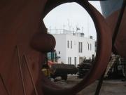 Le zone più frequentate del porto di Senigallia a un passo da quelle più in degrado