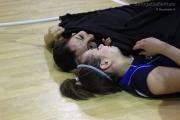 La gioia delle ragazze della U.S. Pallavolo Senigallia