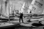 Italia Cup Laser di vela: foto all'asta per Chanel Bocconi