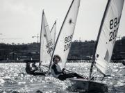 Le foto dell'Italia Cup Laser di vela per Chanel