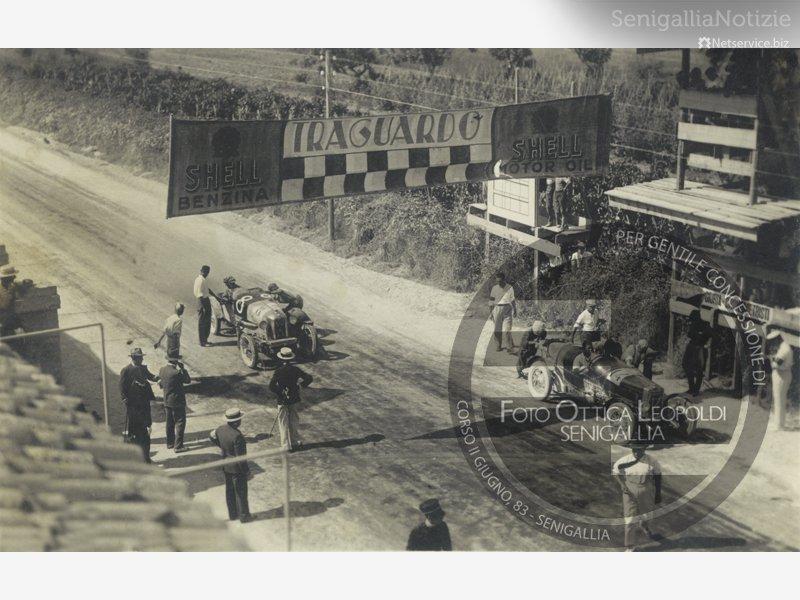 Gara sullo storico circuito motoristico di Senigallia - Leopoldi-1086