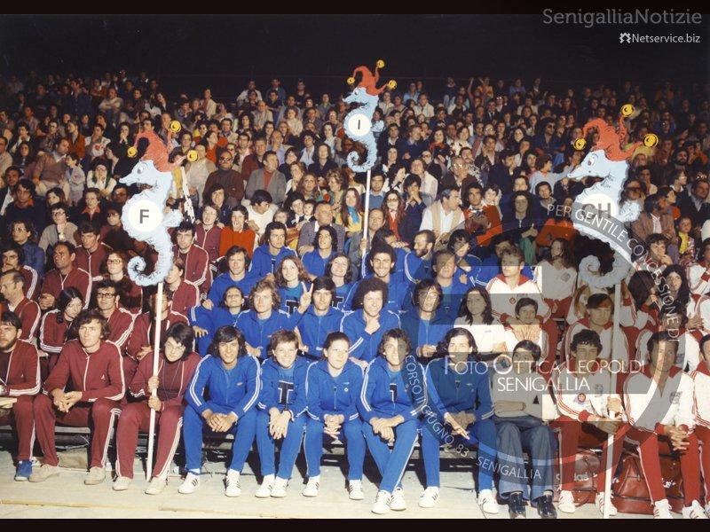 La squadra dei Giochi Senza Frontiere di Senigallia - Leopoldi-1828