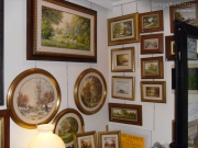 Lo studio d\'arte di Brunella Romyo a Senigallia