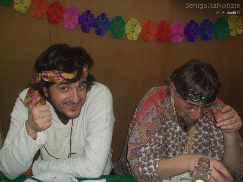 Andrea Scaloni e Leonardo Barucca