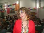 Roberta Paolini, eletta migliore maschera di Woodstock a Scap'zan