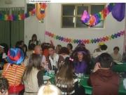 Woodstock a Scap'zan: allegre tavolate carnevalesche