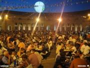 """27/07/2009 - \""""Cucine di borgo\"""" al Foro Annonario di Senigallia"""
