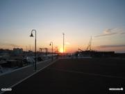 13/09/2010 - Senigallia, tramonto al porto