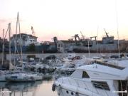 16/09/2010 - Il porto di Senigallia