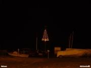 03/01/2011 - Luci di buone feste tra le barche di Senigallia