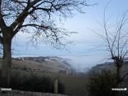 26/01/2011 - Nebbia nella Valmisa