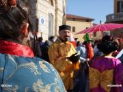 10/03/2011 - Sfilata di costumi per il carnevale a Senigallia