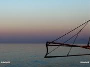19/04/2011 - Tramonto visto dal porto di Senigallia