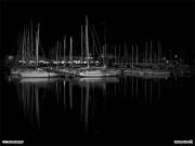 22/04/2011 - Porto di Senigallia in notturna